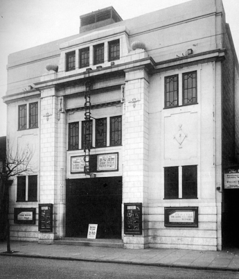 The Grovesnor Cinema 1922