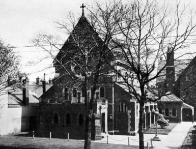 St Peters RC Church Pre 1954